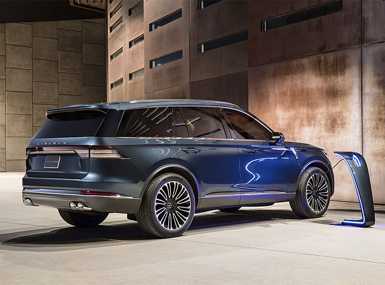 2019 Lincoln MKX: New Name, New Styling, Tech, Interior And Updated Powertrains >> Lincoln S All New Suv The 2019 Aviator Hybrid Suvs