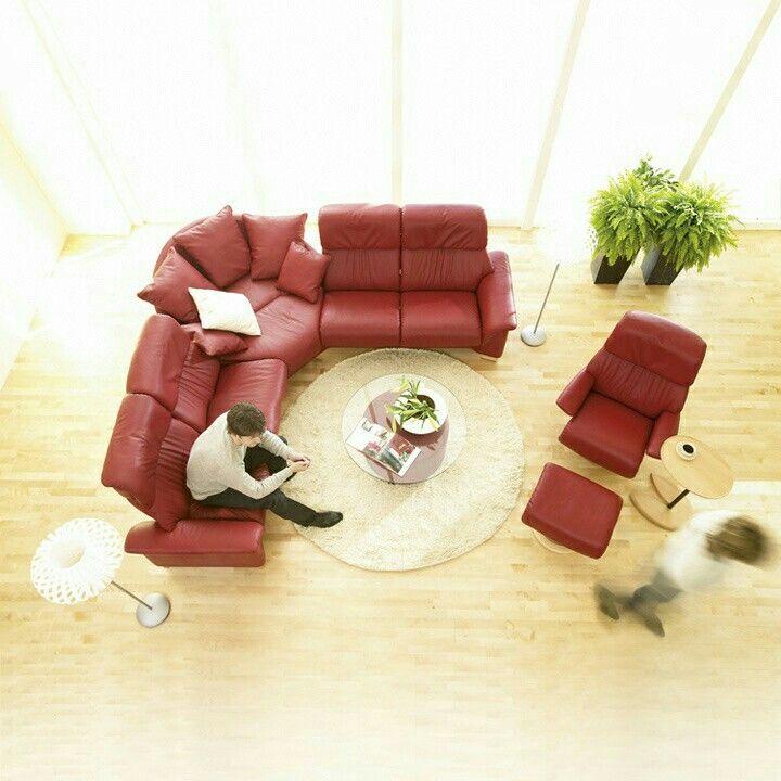 mobel arenz mabel sofa in trapezform himolla cumuly rot aus leder modern trend ga 1 4 nstig farbe laubach pinterest jugendzimmer