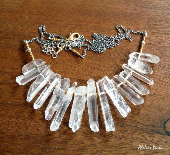 Quartz Queen Necklace