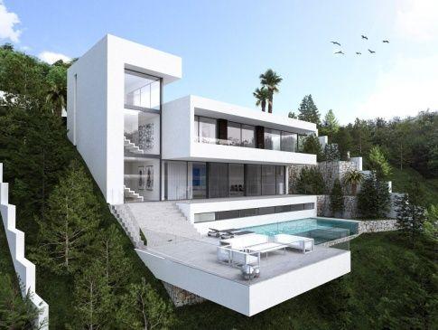 Villa for sale in Javea Sea View Modern Villa Haus