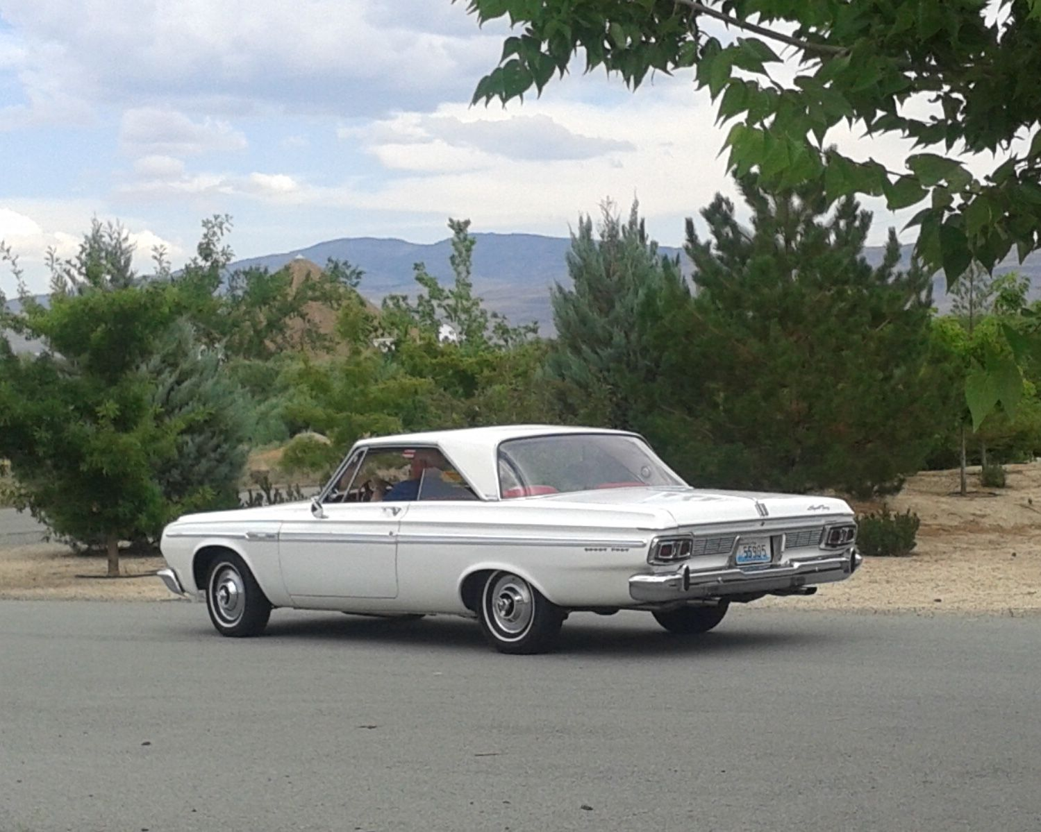 1964 Plymouth Sport Fury Plymouth