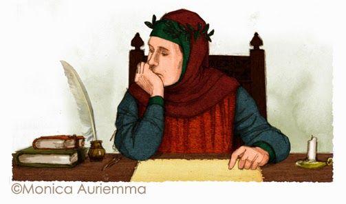"Petrarca. Monica Auriemma.""Leggo perchè..."" Mondadori Education"