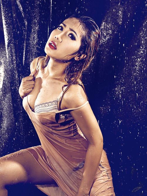 Something is. cambodian hot asian girl