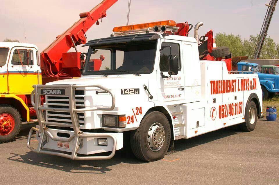 Scania 142 H