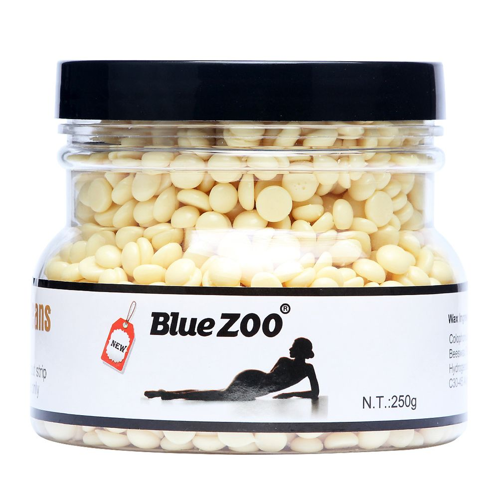 250g/Box Depilatory Hot Film Hard Wax Beans Pellet Waxing