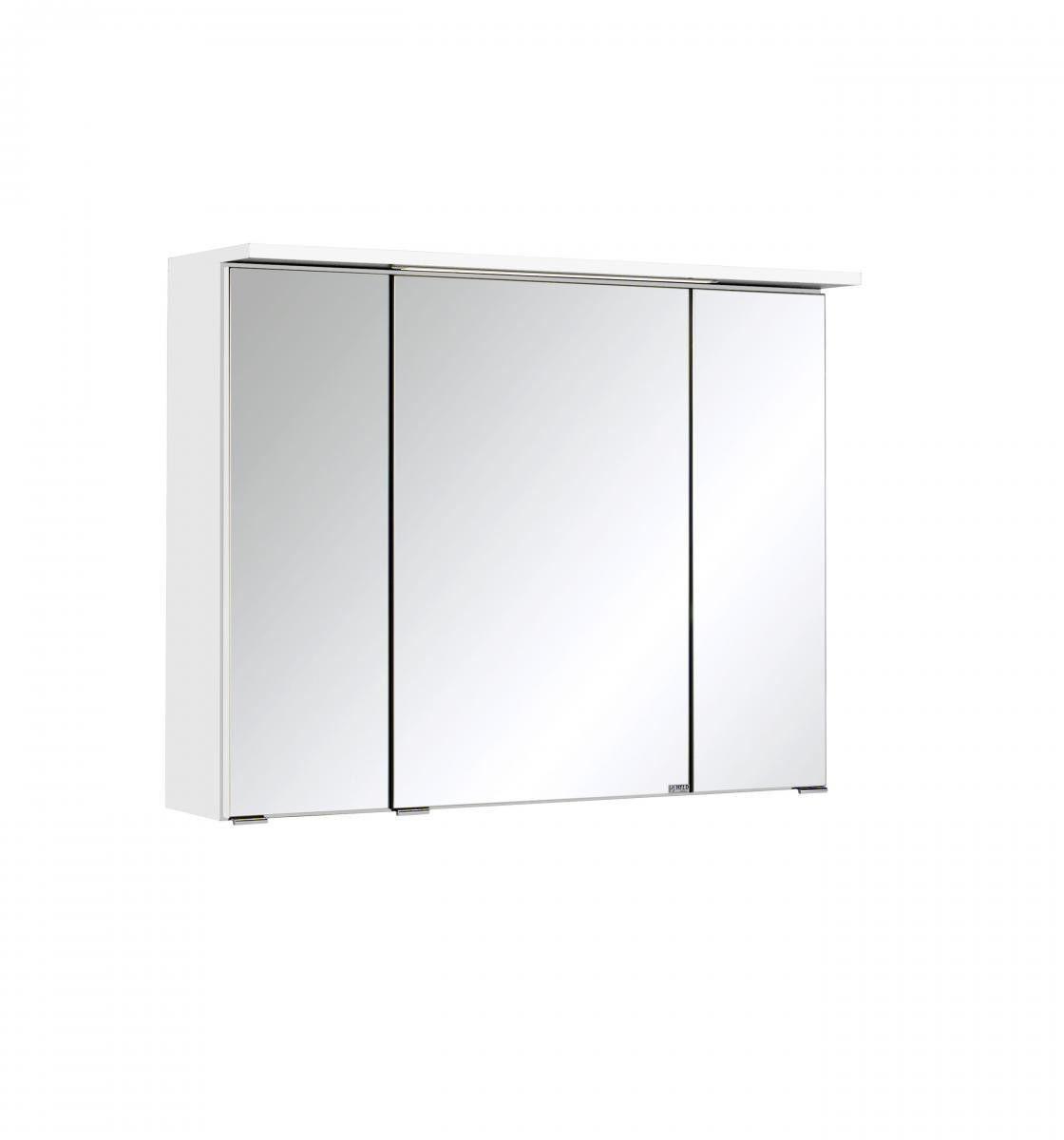 Held Bologna Spiegelschrank 80 weiß 011 1 0001 Jetzt bestellen unter