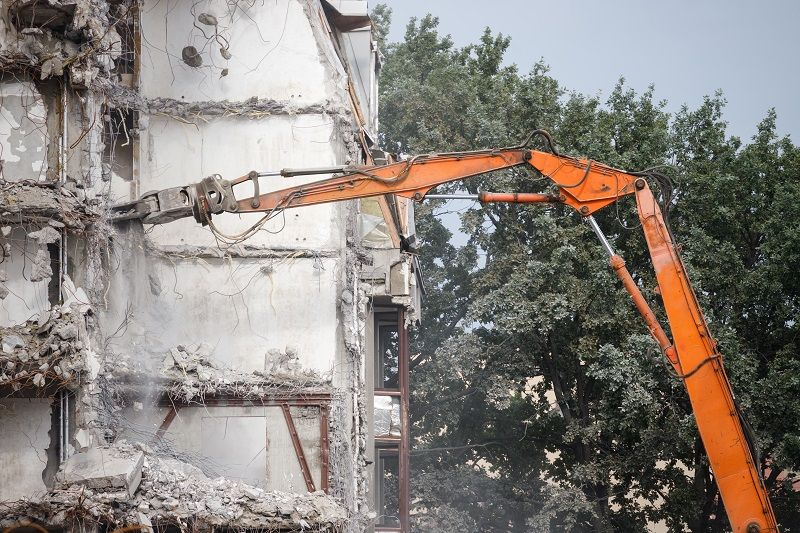 Top Factors You Should Know About The Property Demolition