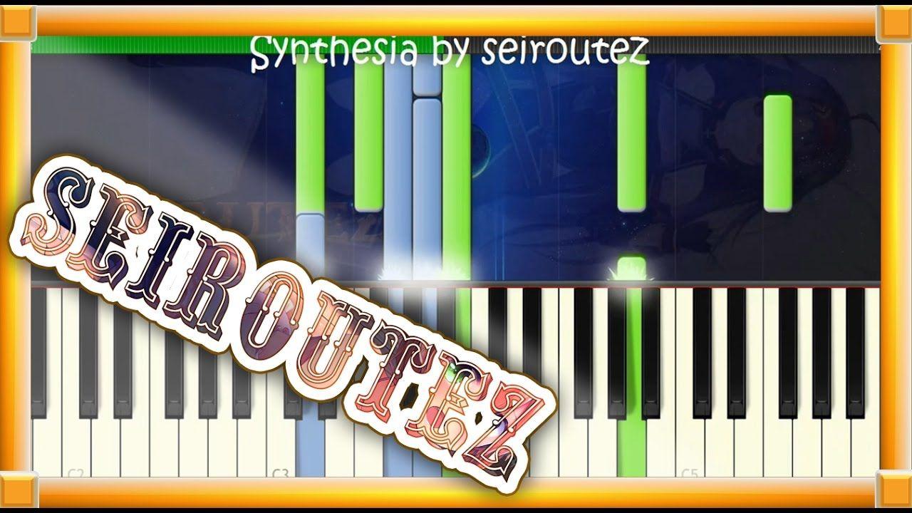 [Synthesia][MIDI] bar1