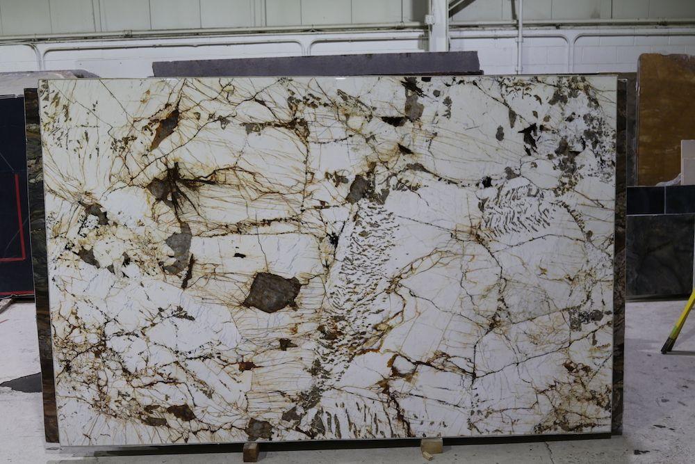 Blanc Du Blanc Pmp Vintage World Maps Granite Countertops