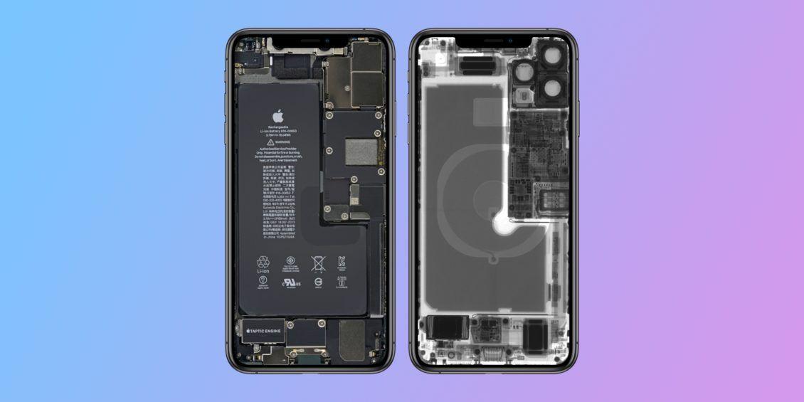 تشريح iPhone 11 يكشف عن خباياه Iphone 11, Iphone, Best