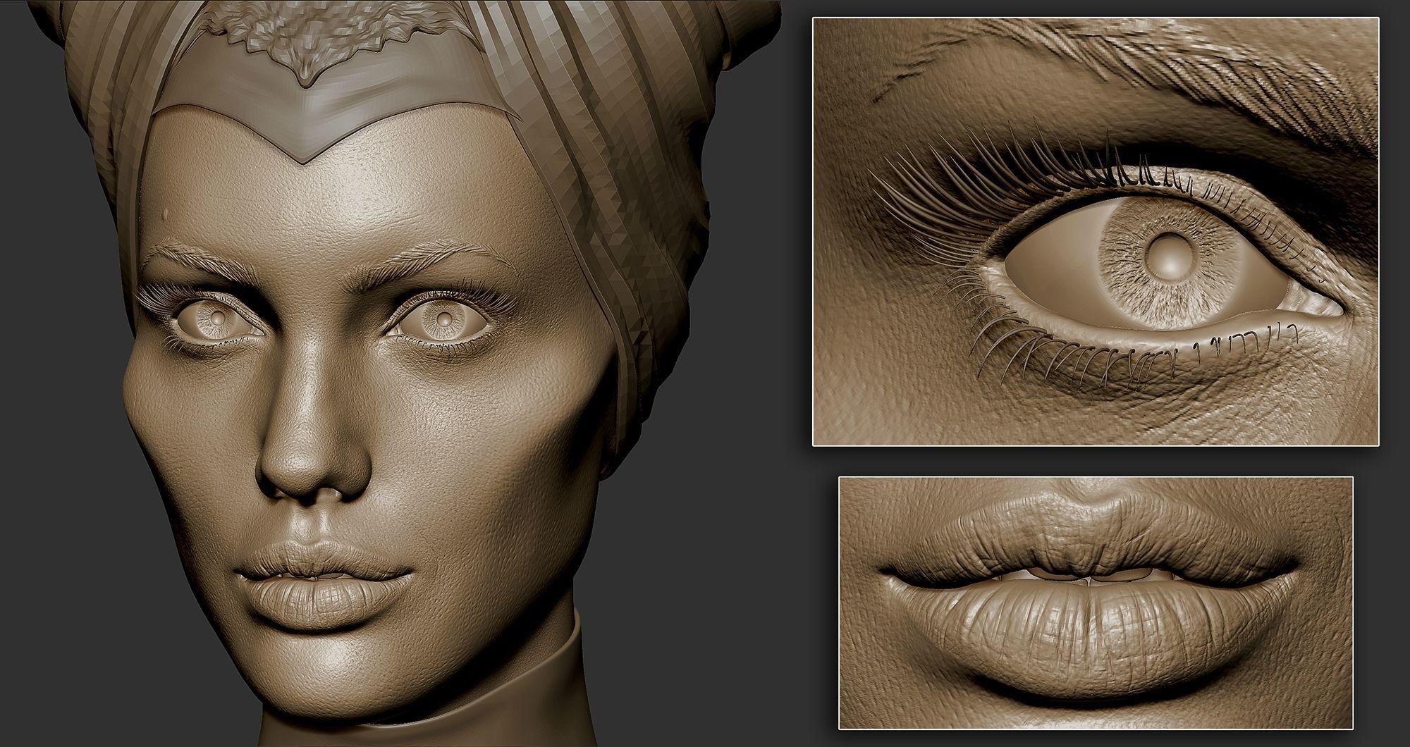 automob 3d anatomy tutorial - HD2000×1060