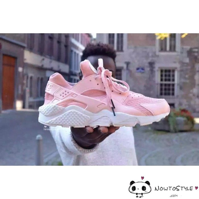 f84350ad9be3 Nike Air Huarache Flamant Rose Pink Womens