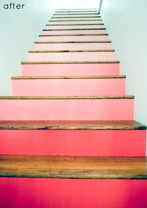 Hue stairs