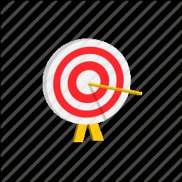Achievement Education Goal Success Target Icon Education Icon Education Icon