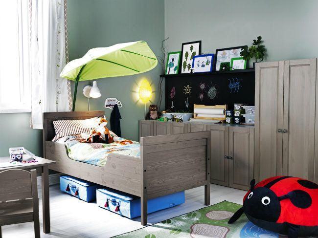 dormitorios infantiles dan rienda suelta a la imaginación de los ...
