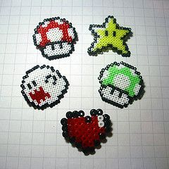 Perler Fun | Teen Program Ideas | Pinterest | Nerd crafts