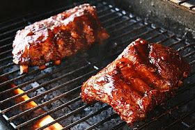 The Comfort Of Cooking: Barbecued Baby Back Ribs