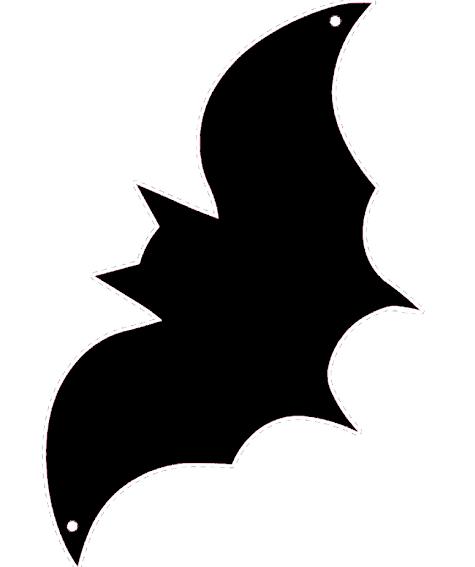 Plantillas guirnaldas decorativas para halloween - Dibujos de murcielagos para ninos ...