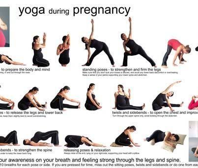 Pregnancy Yoga For Beginners