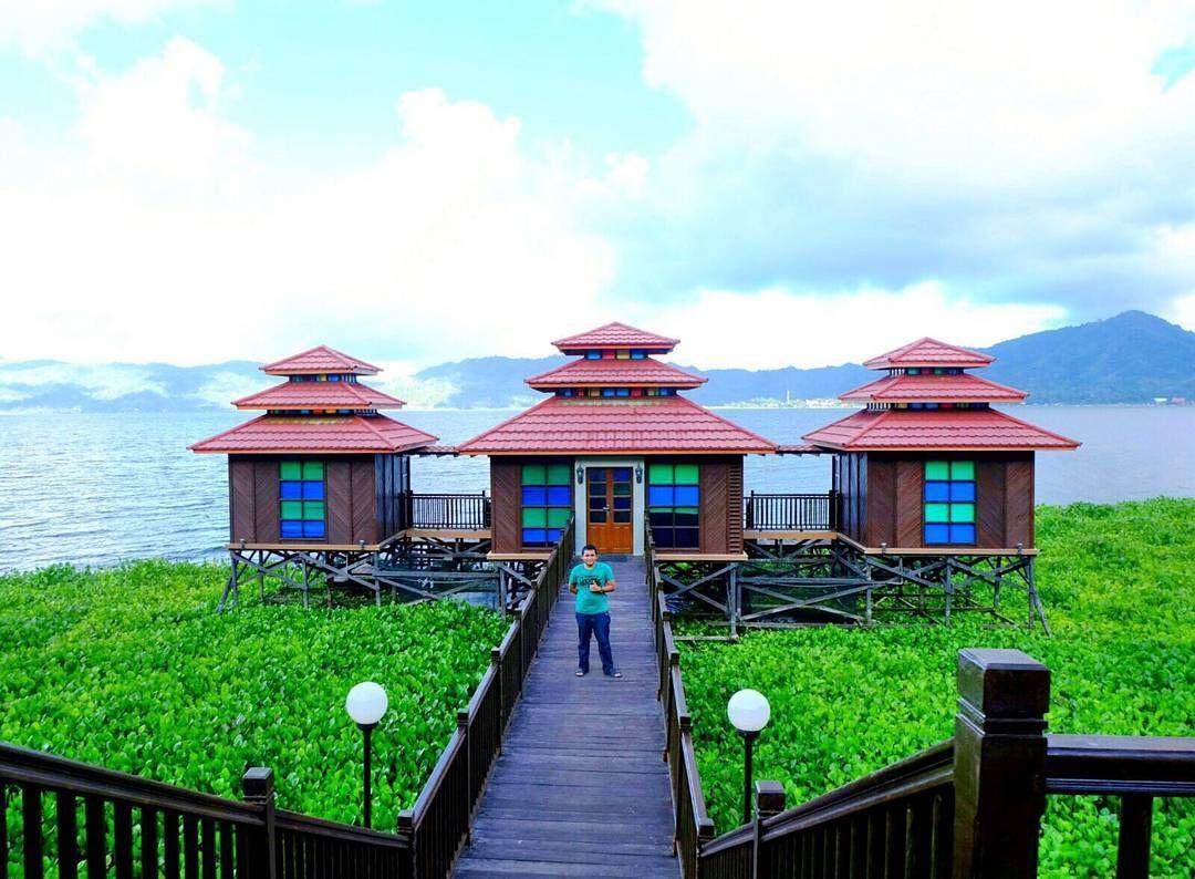 Tondano menjadi salah satu obyek wisata kebanggaan masyarakat