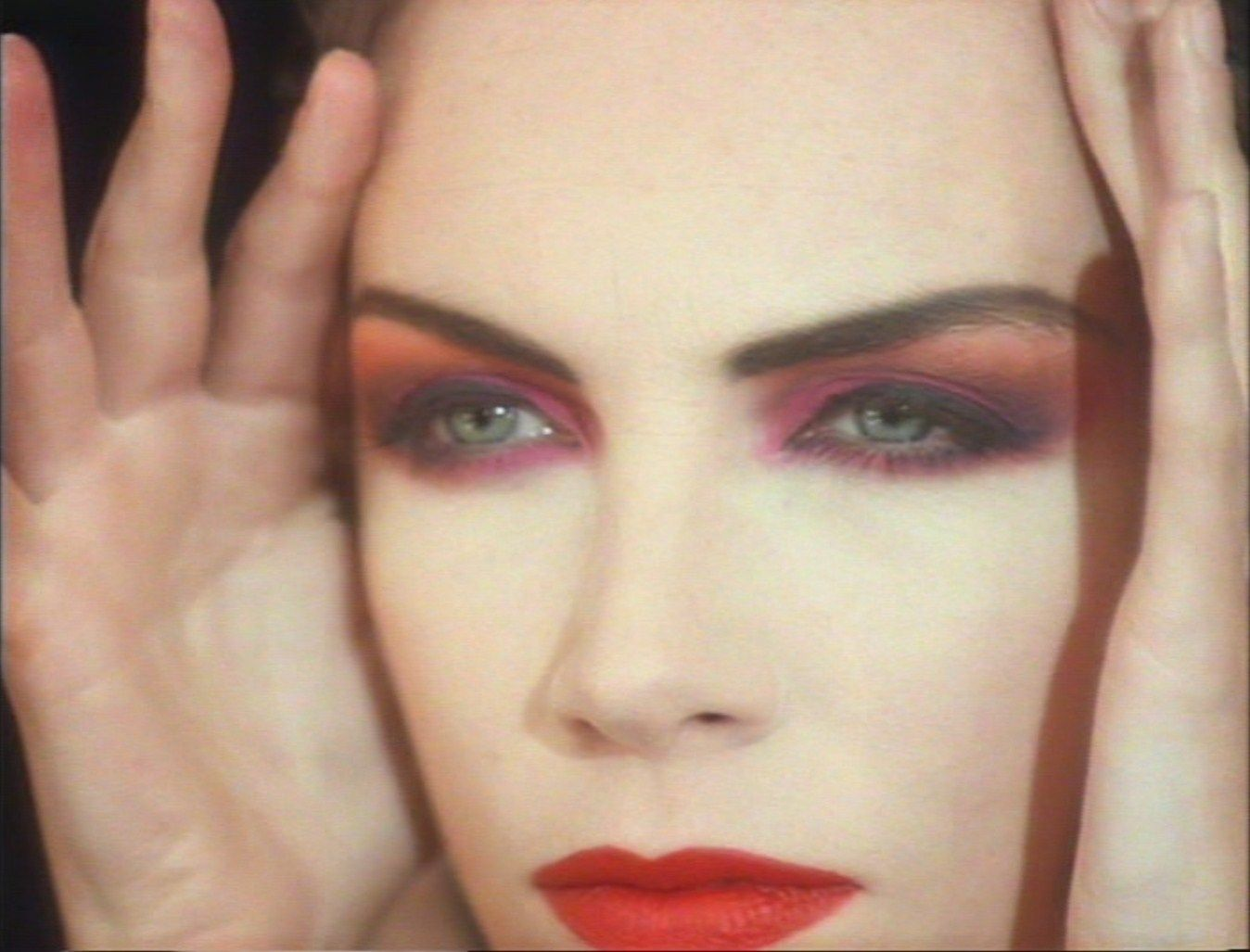 Annie Lennox Why Music Video Makeup Tutorial With Images