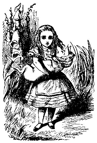 Alice in Wonderland - Original Drawings | Wonderland, The face and ...