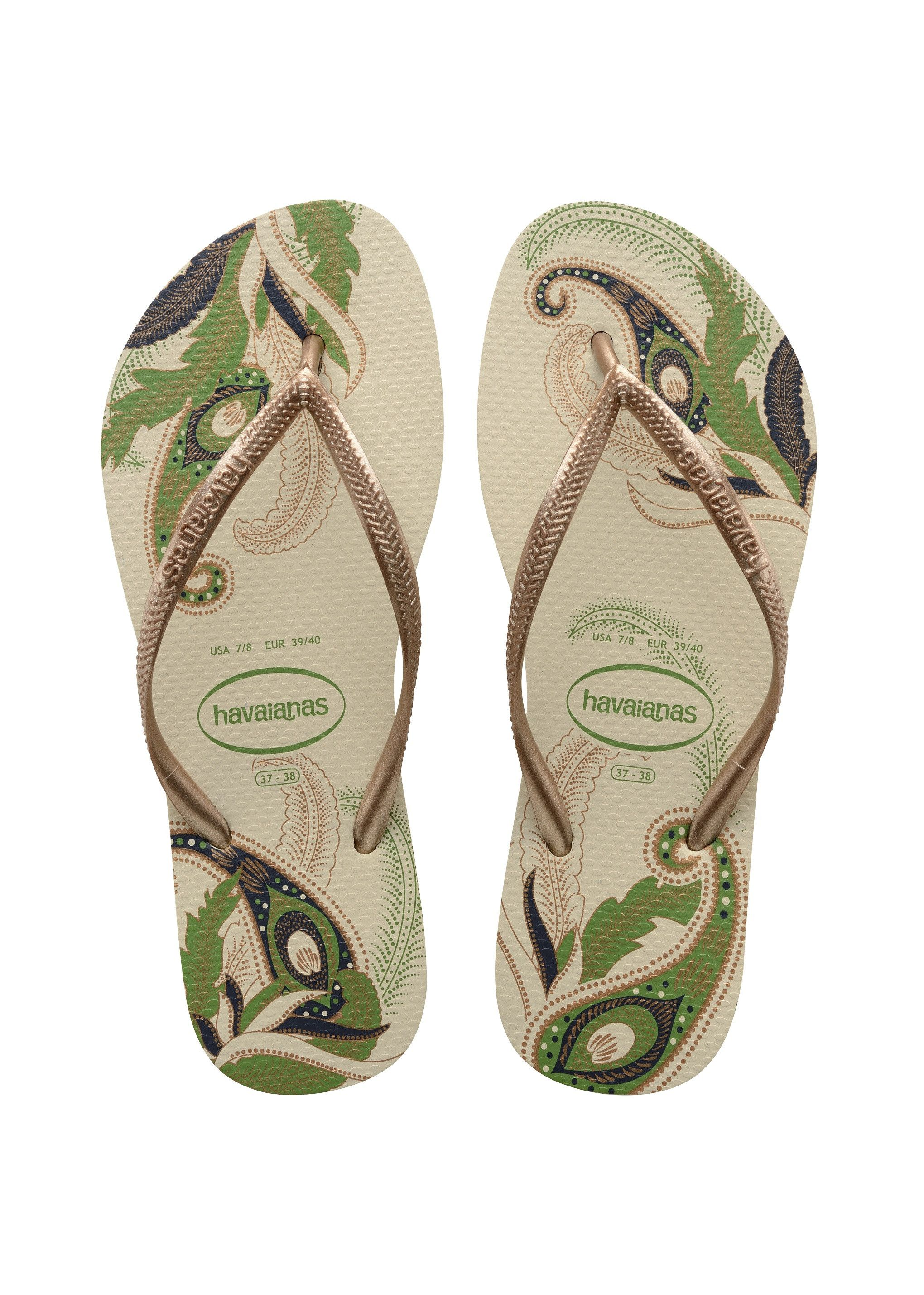 a27a98a71ea Havaianas Slim Organic Sandal Beige Price From  35