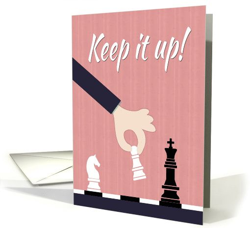 Cartoon chess player making a move for encouragement card cartoon chess player making a move for encouragement card greetingcarduniversejjbdesigns m4hsunfo