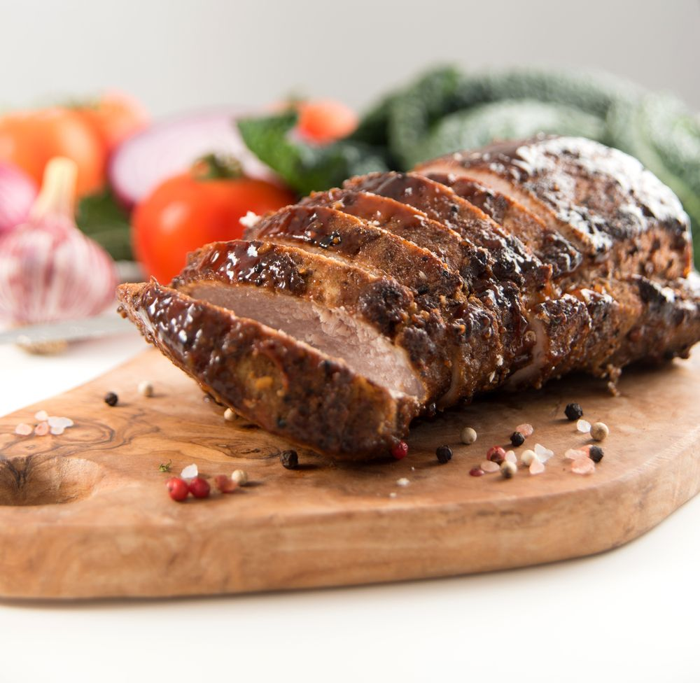 recette filets de porc au miel et au vinaigre balsamique coup de pouce recettes pinterest. Black Bedroom Furniture Sets. Home Design Ideas