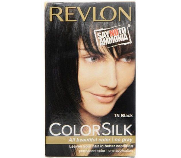 Revlon Colorsilk Hair Color1N Black  HAIR CARE  HAIR  Hair