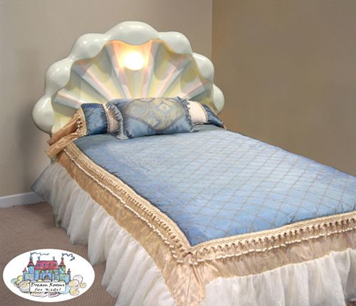Top 10 Clam Shell Bed Designs 8 Bed Design Mermaid Bedding Bed