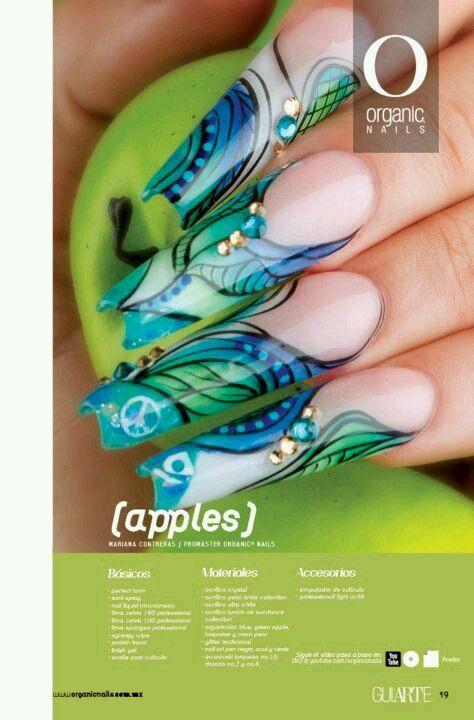 frescas | Nail Love | Pinterest | Uñad, Arte de uñas y Diseños de uñas