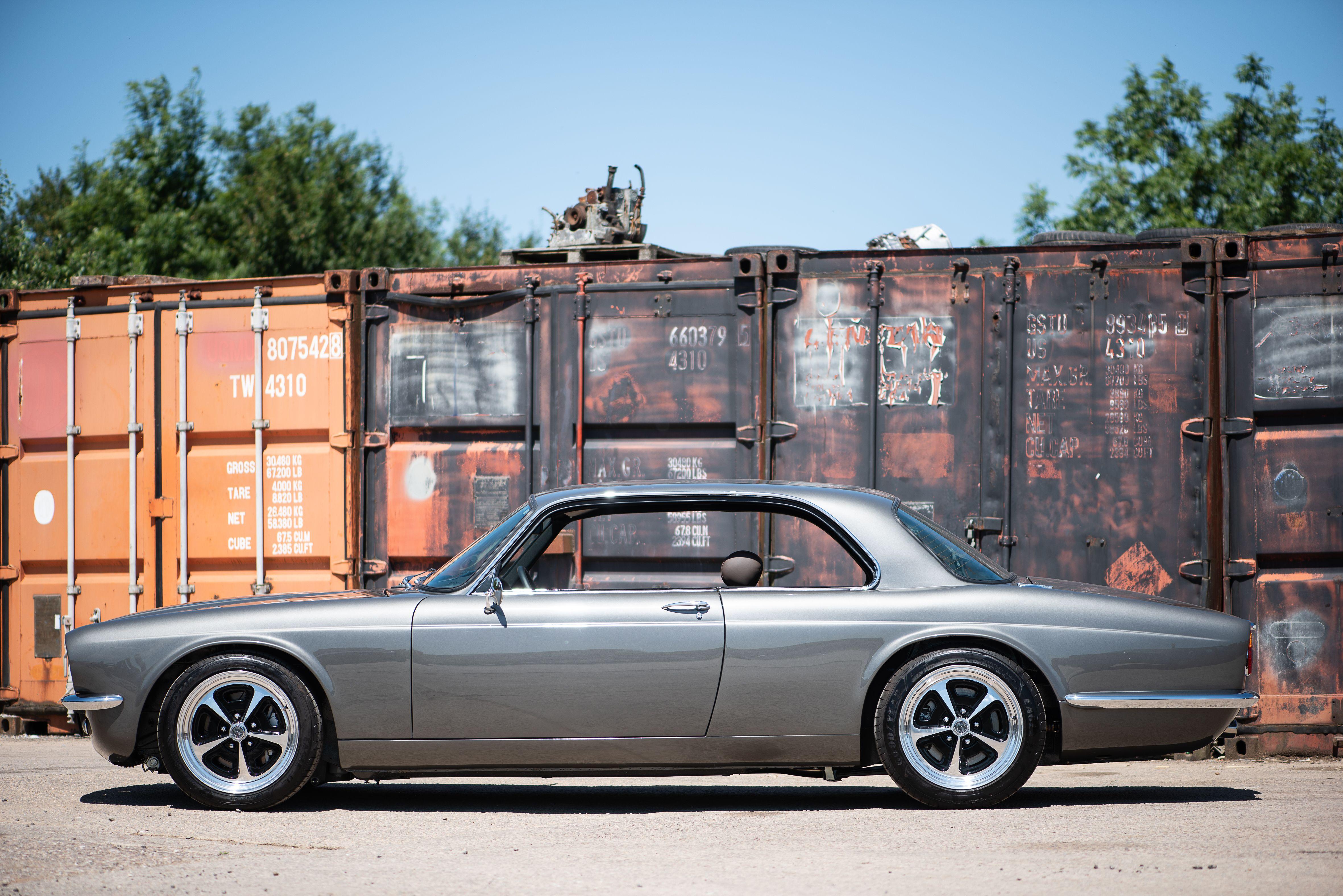 Jaguar Xjc Professionally Built Ls3 Powered Restomod Photo By