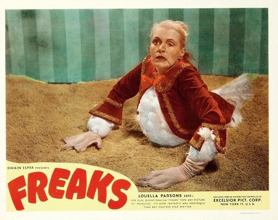 Lobby Card for Freaks (1932)