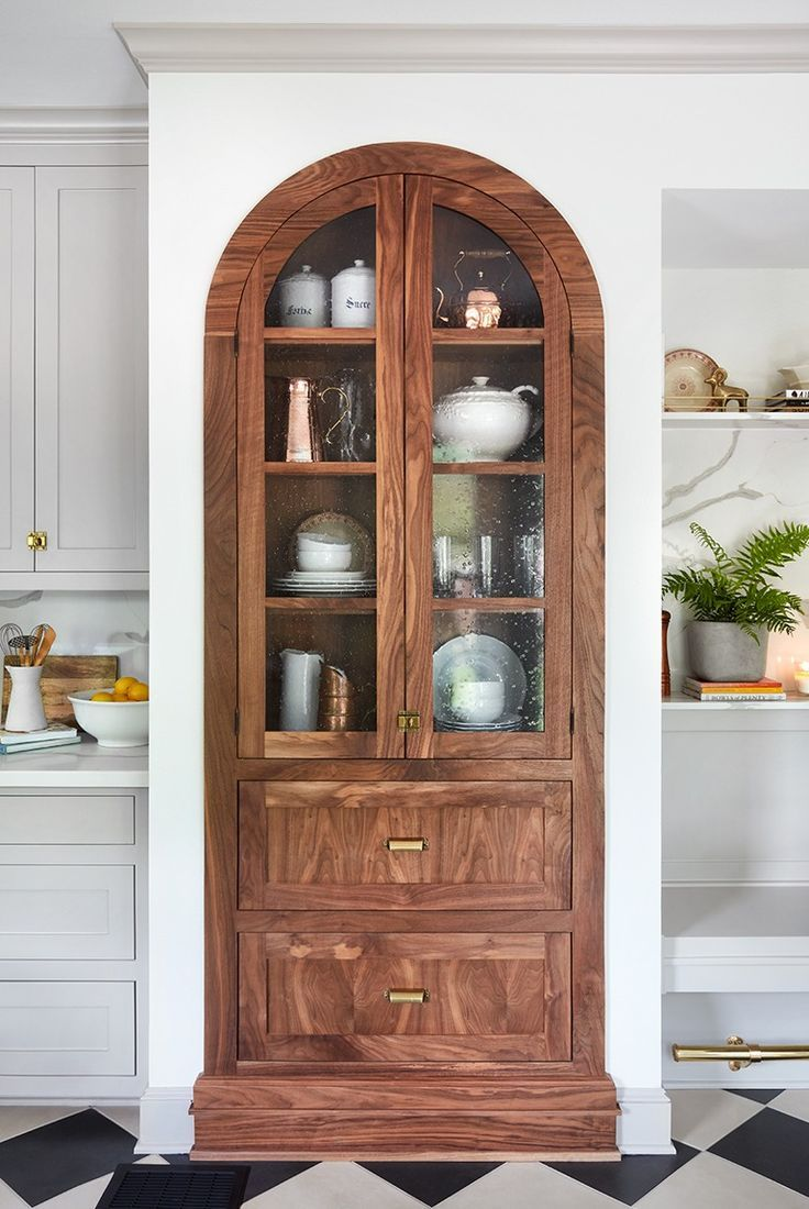 Episode 4: Season 5 | Walnut cabinets, Perfect place and Countertop