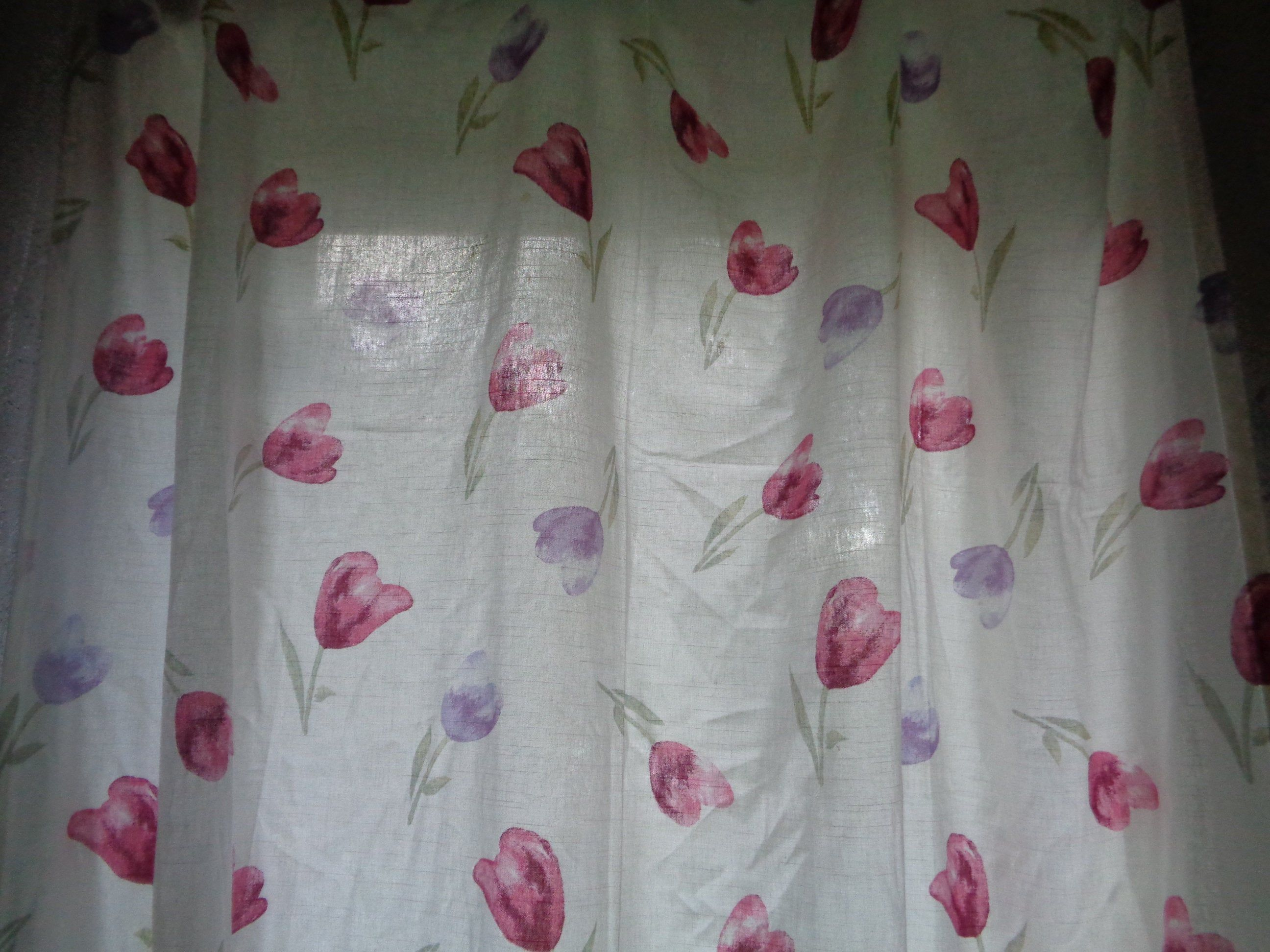 Reserved Vintage Curtain Panel L84x W57 Floral Etsy In 2020 Vintage Curtains Panel Curtains Floral Curtains