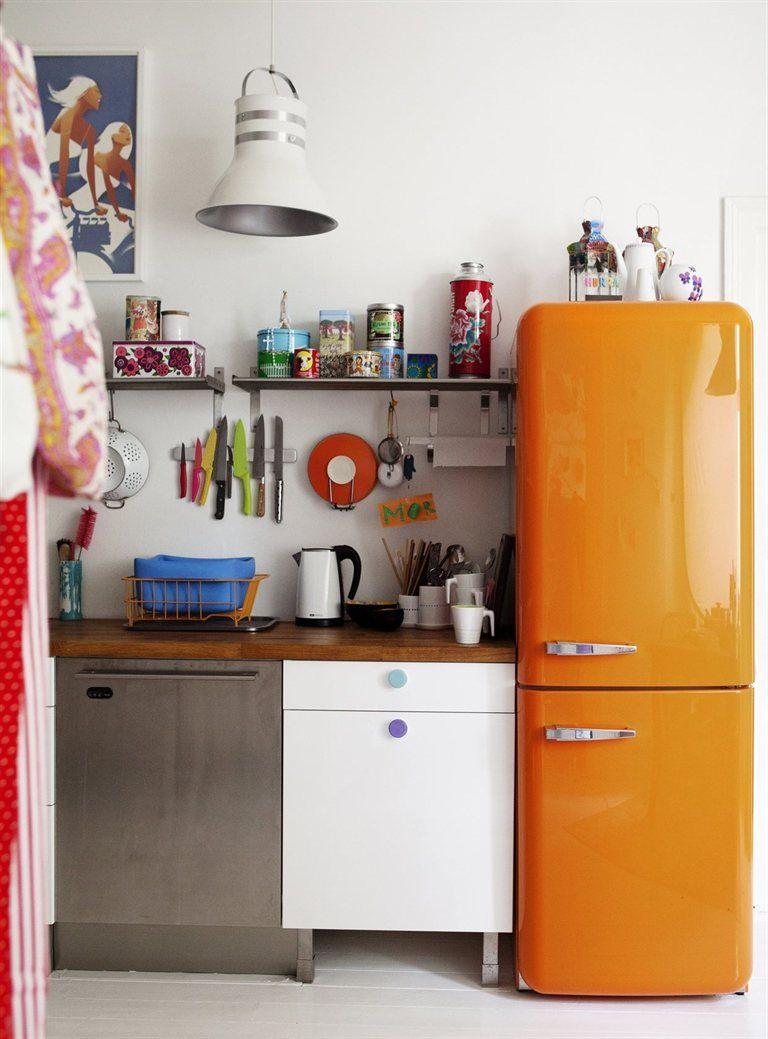 FAKTUM/ABSTRAKT cucina componibile, bianco lucido. | Vintish | Pinterest