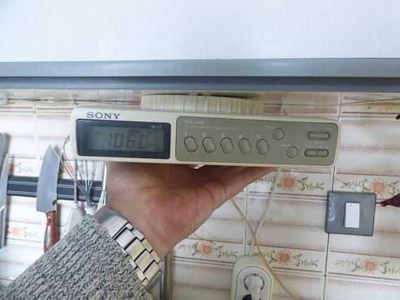 Under Cabinet Kitchen Radio Am Fm