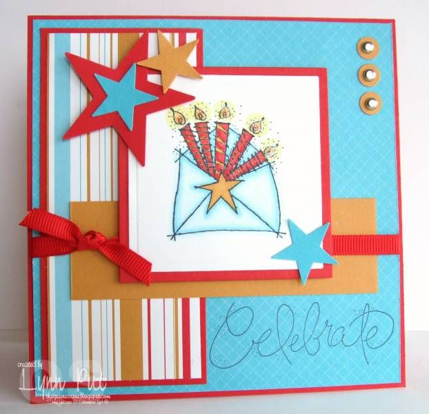 SFYTT - Celebrate by justbehappy - Cards and Paper Crafts at Splitcoaststampers