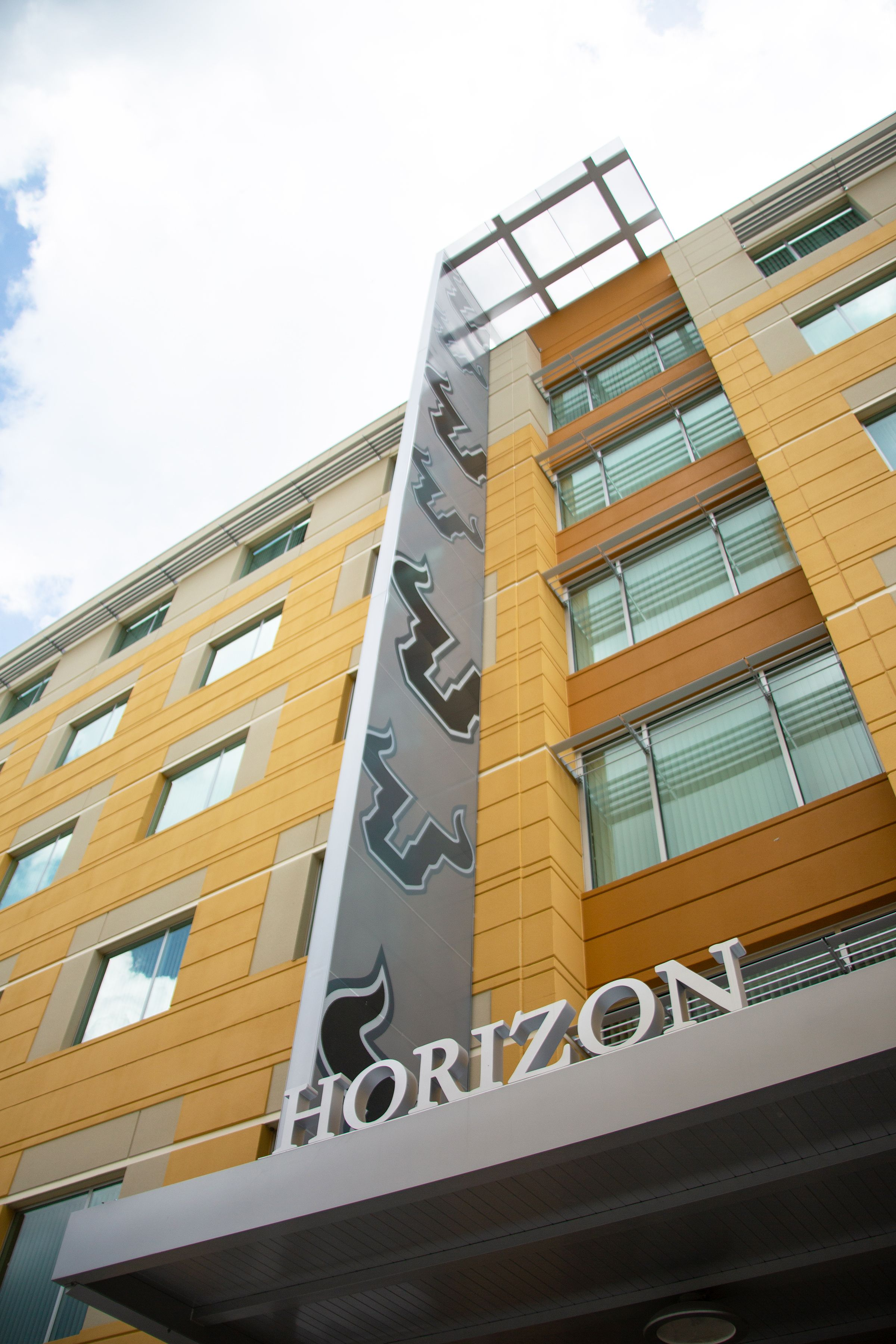 Horizon Hall Traditional Style Building Multi Story Building