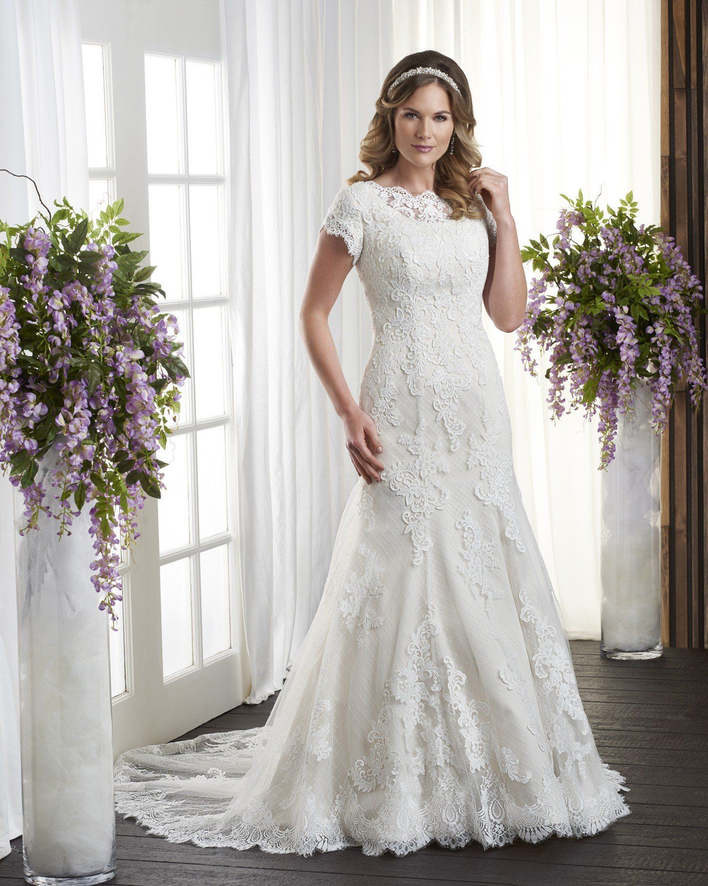 Pin by Veronica Michaels Bridal and F on Products Modest