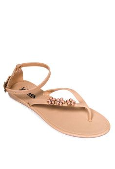 908b6bb6b8978d Mendrez Gracia Flat Sandals  onlineshop  onlineshopping  lazadaphilippines   lazada  zaloraphilippines  zalora