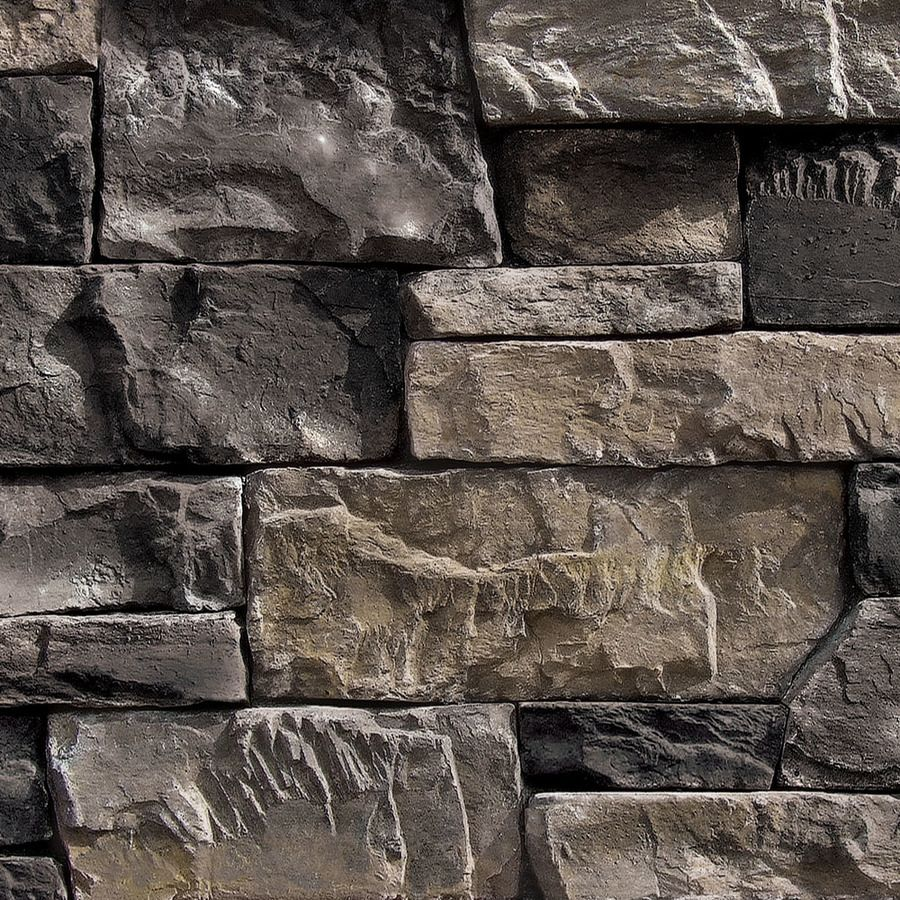 Coronado Stone Products Ledgestone 15 Sq Ft Banff Faux