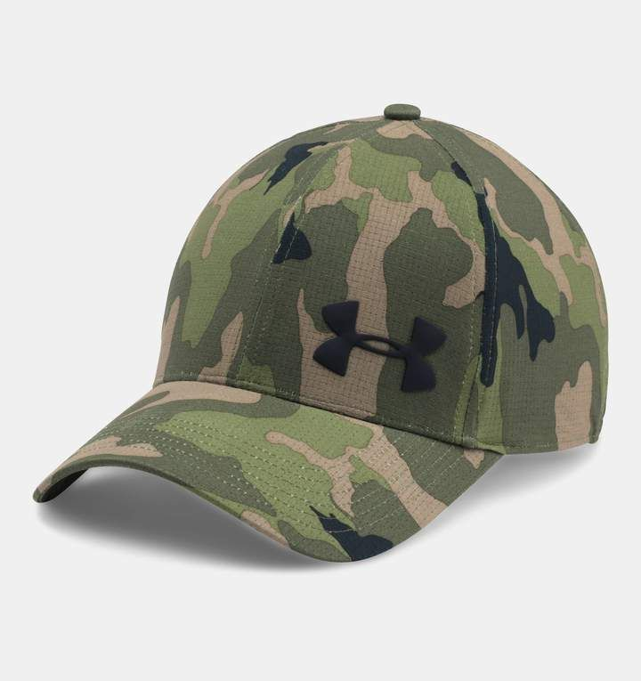 64b9e200eaf Under Armour Men s UA ArmourVent Training Cap