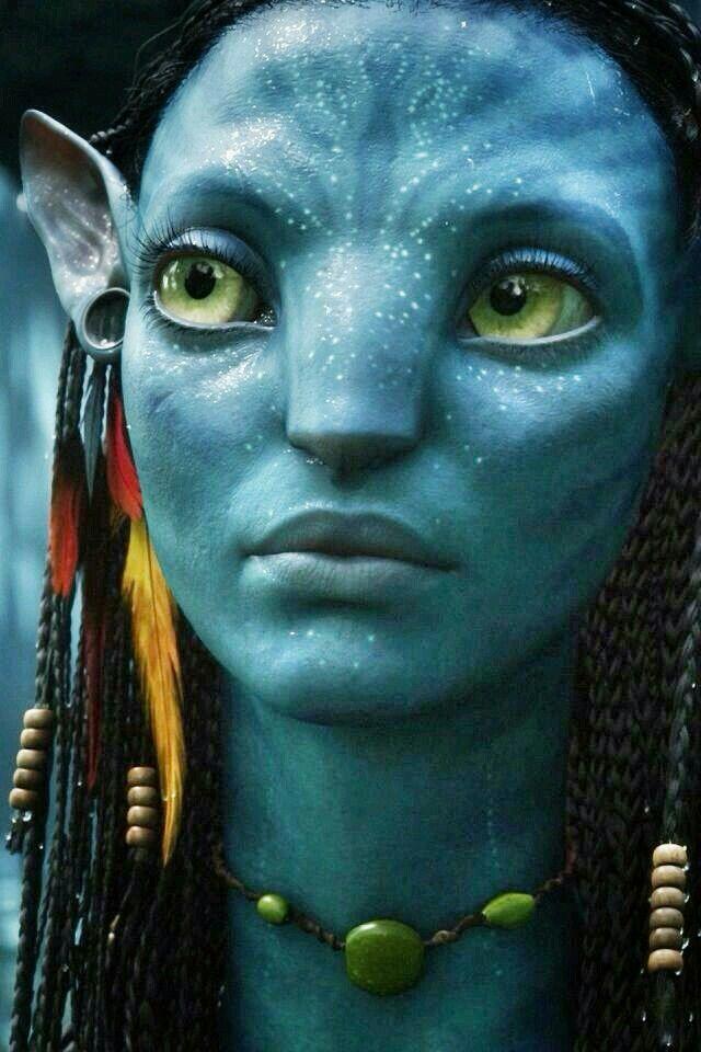 Zoe Saldana Avatar 2009 Avatar Movie Pandora Avatar Avatar Costumes