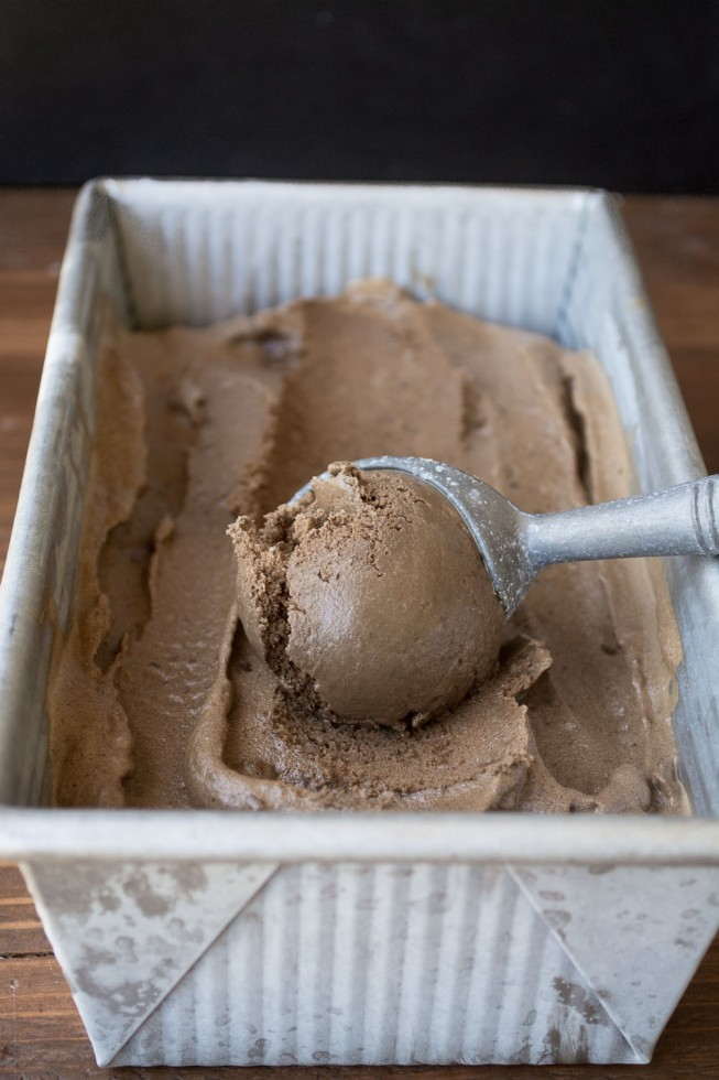 My Black Coffee Ice Cream recipe is the real deal no