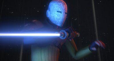 Star Wars Rebels Kanan Was Blinded By Darth Maul In Star Wars Rebels Season 2 Finale Star Wars Rebels Star Wars Canon Disney Star Wars
