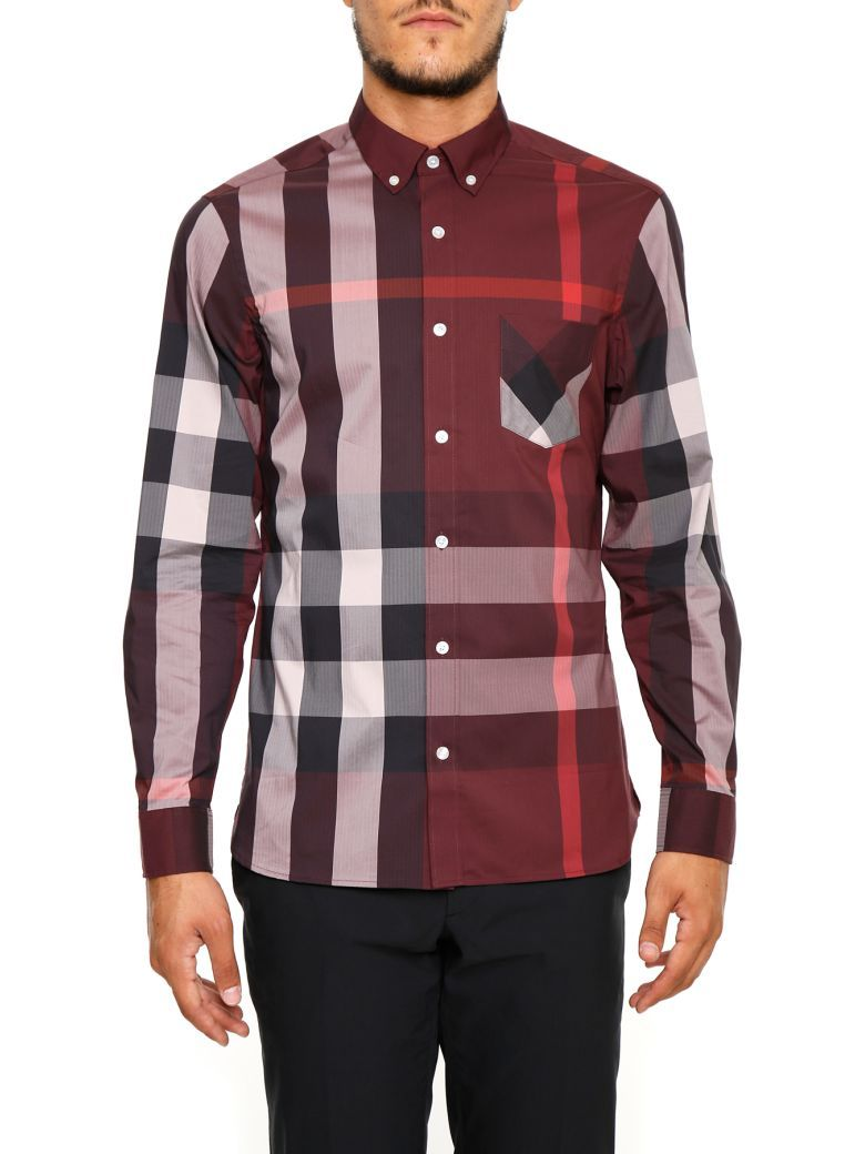 Thornaby Button-Down Check Cotton Shirt 3821f94241
