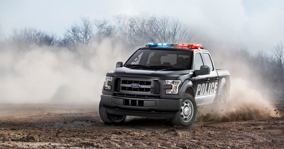 2016 Ford F 150 Special Service Vehicle Police Truck Police Cars Ford Police