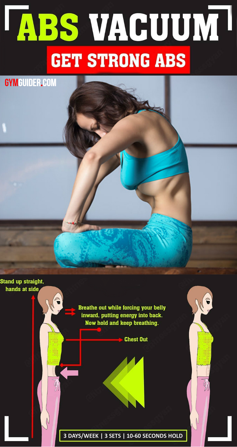 Stomach Vacuum Exercise And Why You Should be Introducing It Too Your Workout